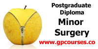 Postgraduate Diploma in Minor Surgery